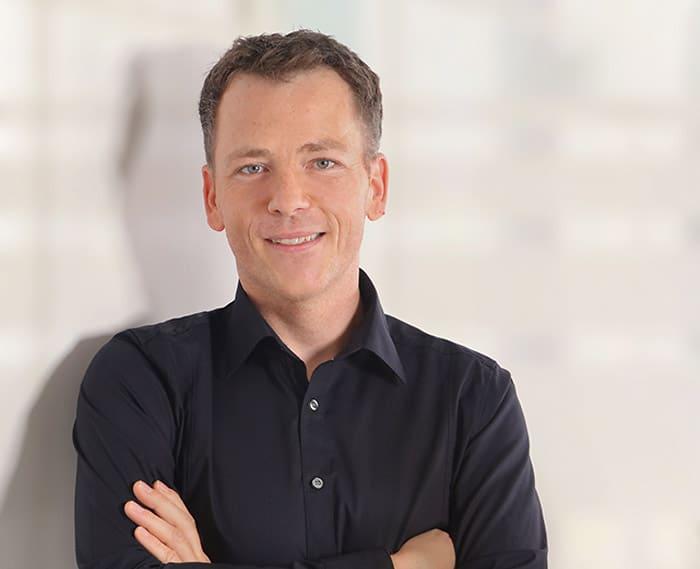 Geschäftsführer André Gebauer