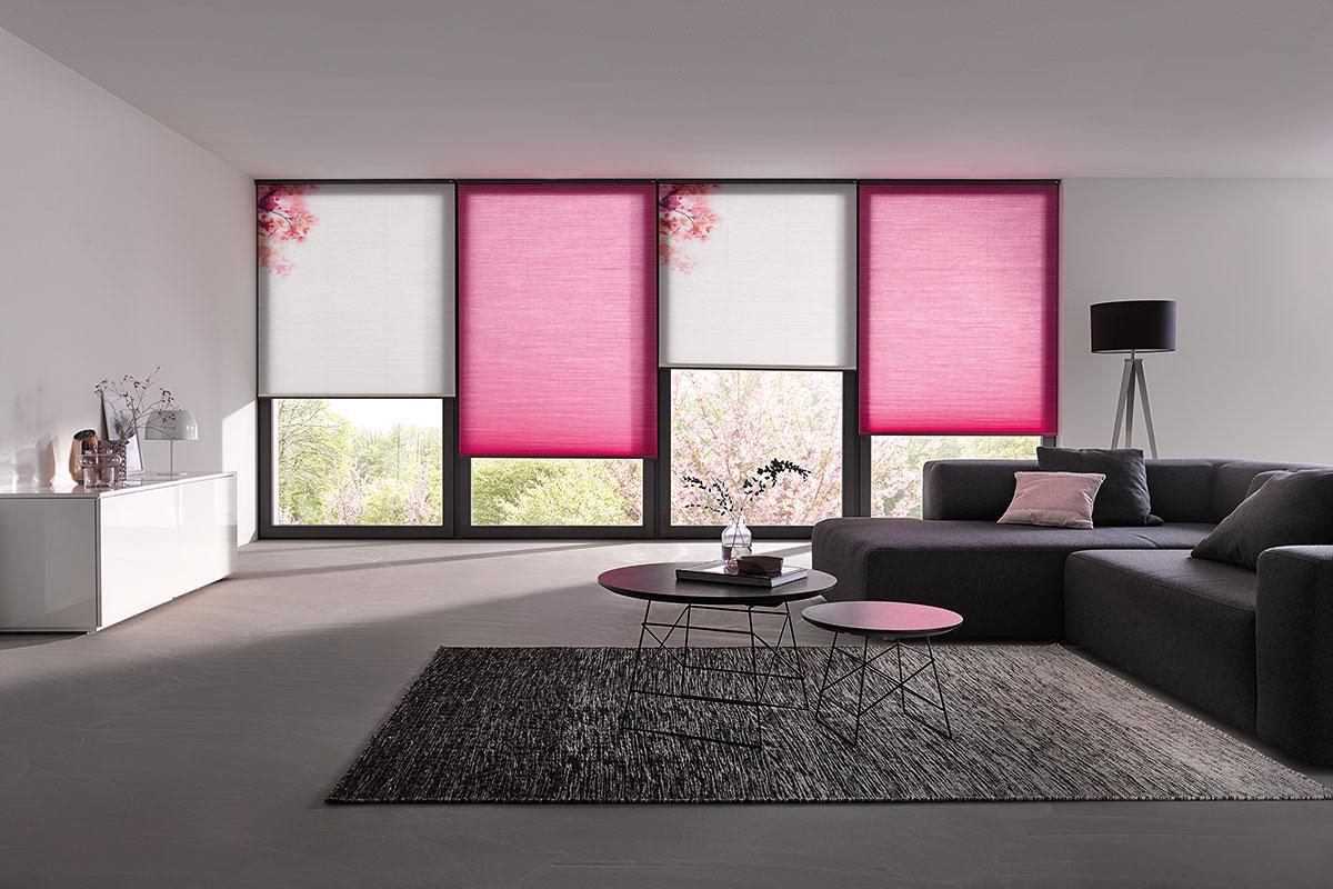 Moderne Wohnzimmer Plissee – Caseconrad.com